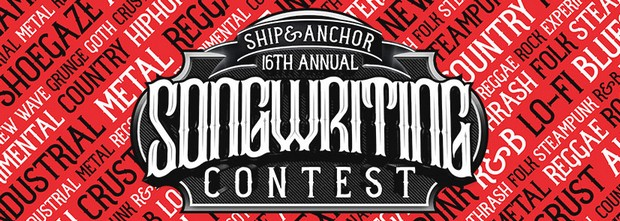 Ship & Anchor Song Contest